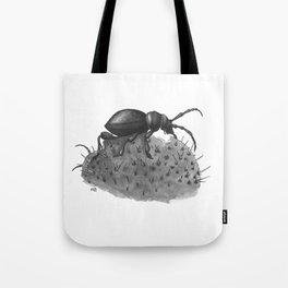 Inktobober 2016: Cactus Longhorn Beetle Tote Bag