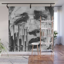 Falling Down by IRRELEVANT VISION™ Wall Mural