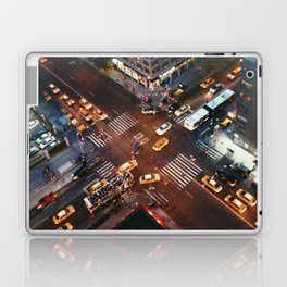 Taxi Central Laptop & iPad Skin