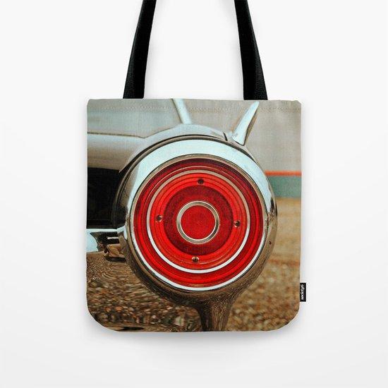 Thunderbird details Tote Bag