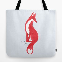 Very Red Tote Bag