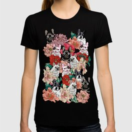 Because French Bulldogs T-shirt