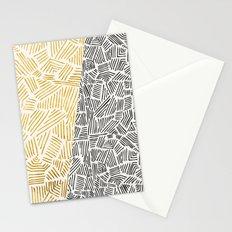 Inca Day & Night Stationery Cards