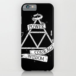 The Legend of Zelda - Triforce iPhone Case