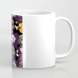 Luigi's Mansion Pattern Coffee Mug