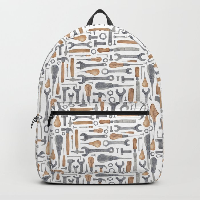 Hand Tools Backpack