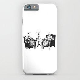 Punk is Not Dead, Thug For Life Grannies, Banksy Artwork, Streetart Street Art, Grafitti, Artwork, D iPhone Case