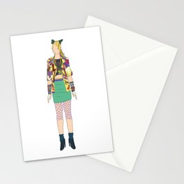 Madge 7 Dress You Up Stationery Cards