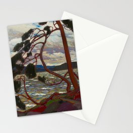 Tom Thomson - The West Wind Stationery Cards