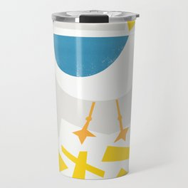 Hungry Seagull Travel Mug