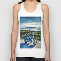 middle earth Tank Tops featuring Harley Davidson, Middle Earth Edition. by Bodhikai Imagery | Pacific Northwest Tra