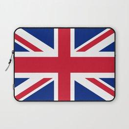 flag of uk- London,united kingdom,england,english,british,great britain,Glasgow,scotland,wales Laptop Sleeve