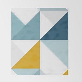 Modern Geometric 18/3 Throw Blanket