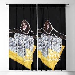Dr. Katie Bouman Blackout Curtain
