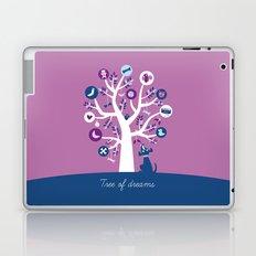 Tree of dreams Laptop & iPad Skin