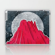 The Three Moons Over The Mountains Laptop & iPad Skin