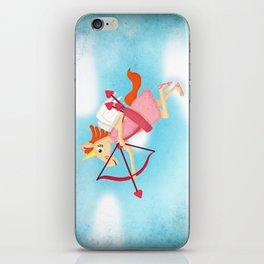 Cupid Unicorn V02 iPhone Skin