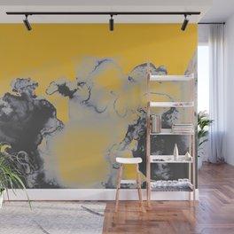 Lellow Wall Mural