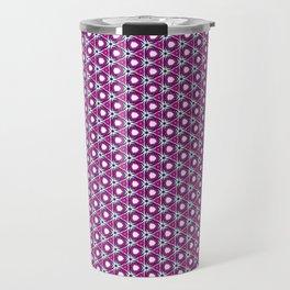 Camo Antler Butterfly Designs Travel Mug
