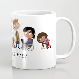 Be A Super Kid! Coffee Mug