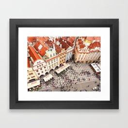 PRAGUE 1 Framed Art Print