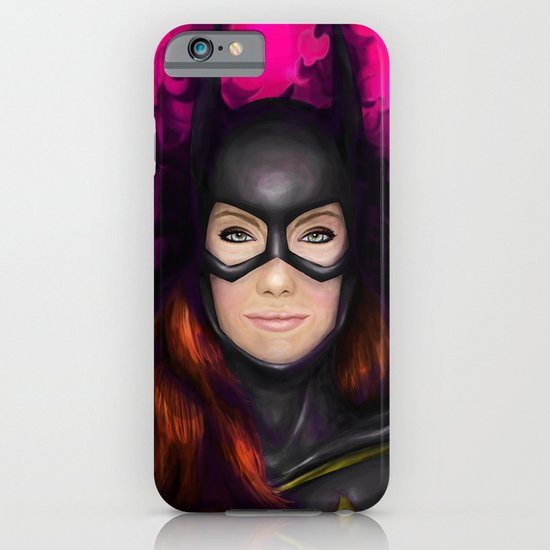 Bat of Stone iPhone & iPod Case