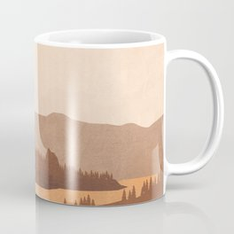 Deep River Country Coffee Mug
