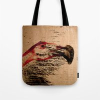 flamingo Tote Bags featuring Flamingo by Fernando Vieira