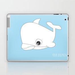 YOUR.DOLPHIN Laptop & iPad Skin