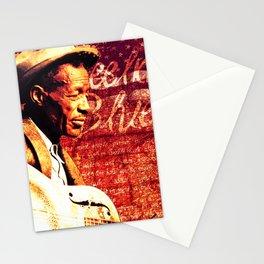 Feelin' Blues Stationery Cards