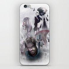 LEYEND iPhone & iPod Skin