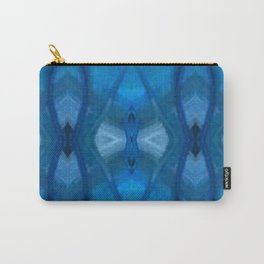 Pattern III Blue Carry-All Pouch