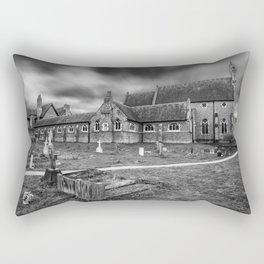 Abingdon, England Rectangular Pillow