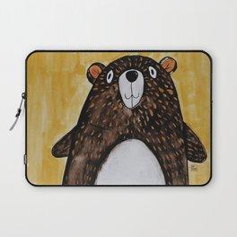 Mr. Bear Laptop Sleeve