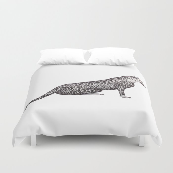 The Cheater Duvet Cover