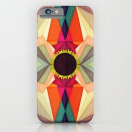 Ra-mura iPhone Case