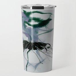 Abstract Ballerina Graphic Design Travel Mug