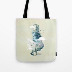 Natures Heart II Tote Bag