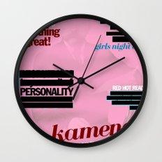 Cosmarxpolitan, Issue 12 Wall Clock