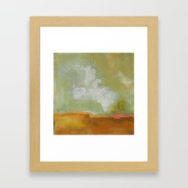 we are hungry for the light Framed Art Print