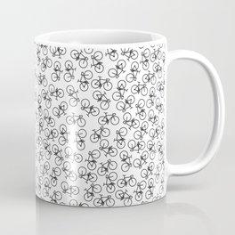 Random Bikes Coffee Mug