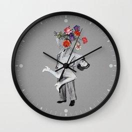 Romantic Savage Wall Clock