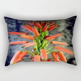 Come Rain Or Come Dry Rectangular Pillow