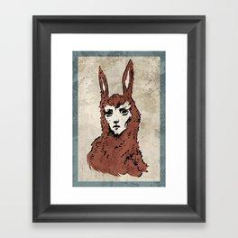 Frith Framed Art Print
