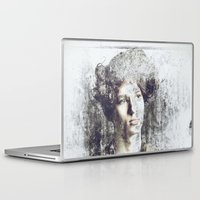 ginger Laptop & iPad Skins featuring GINGER by vlphotography