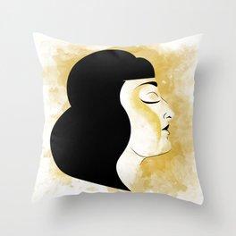 bryopatra Throw Pillow