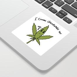 Canna Understand Sticker