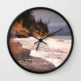 Juan de Fuca Provincial Park Wall Clock