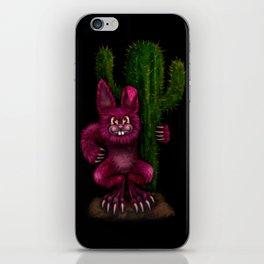 Desert Bunny iPhone Skin