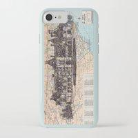 north carolina iPhone & iPod Cases featuring North Carolina by Ursula Rodgers